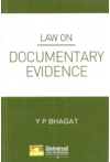 Law On DOCUMENTARY EVIDENCE (With Comparative Study of Relevant Foreign Laws)